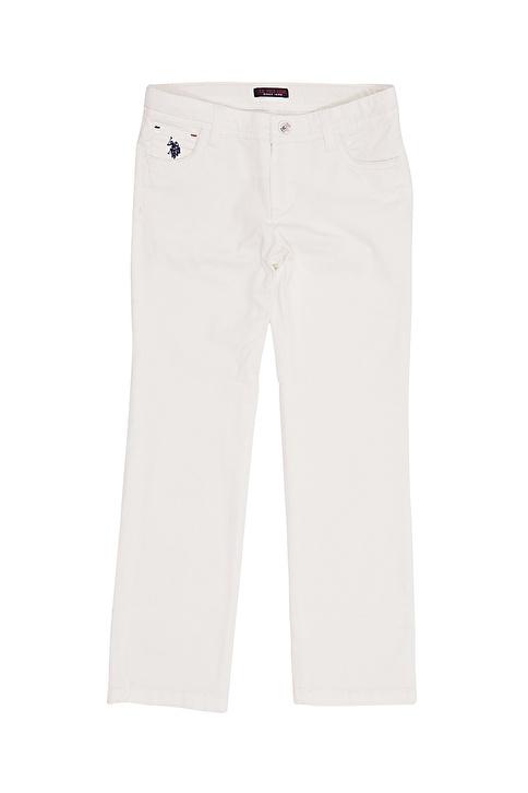 U.S.Polo Assn. Pantolon Ekru